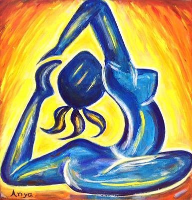Painting - La Serena by Anya Heller