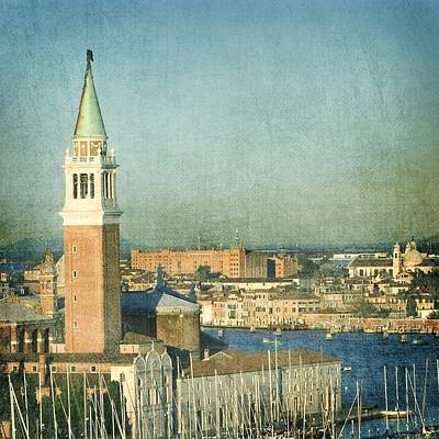 Photograph - La Torre - Venice by Lisa Parrish