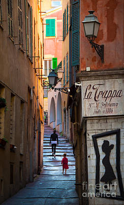 Photograph - La Trappa by Inge Johnsson