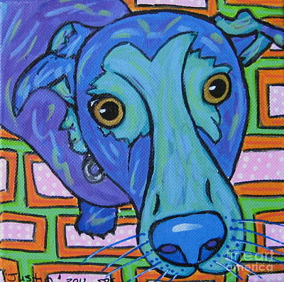 Painting - Labrador  by Susan Sorrell