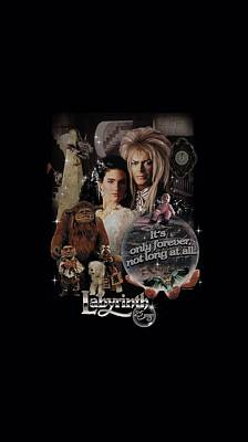 Goblin Digital Art - Labyrinth - 25 Years Of Magic by Brand A