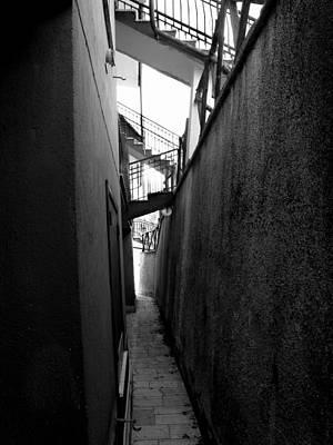 Photograph - Labyrinth by Alessandro Della Pietra