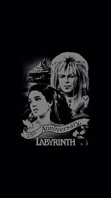 Goblin Digital Art - Labyrinth - Anniversary by Brand A