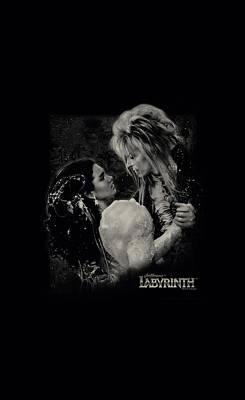 Goblin Digital Art - Labyrinth - Dream Dance by Brand A