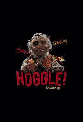 Goblin Digital Art - Labyrinth - Hoggle by Brand A