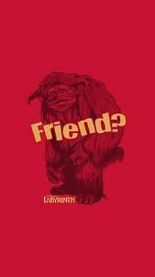 Goblin Digital Art - Labyrinth - Ludo Friend by Brand A