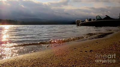 Photograph - Lac Des Trente Et Un Milles by France Laliberte