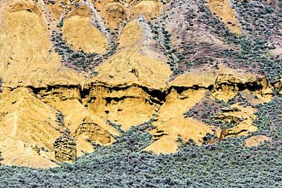 Lac Du Bois Formations Art Print