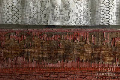 Photograph - Lace And Wood by Inge Riis McDonald