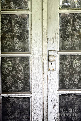 Lace Curtains Print by Margie Hurwich