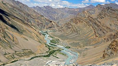 Photograph - Ladakh by Kees Colijn