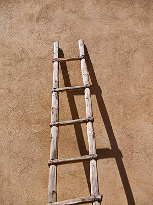 Ladder Art Print by James Granberry