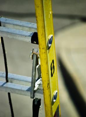 Photograph - Ladder No 8 by Christi Kraft