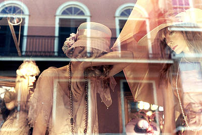 Photograph - Ladies Of The French Quarter by Nadalyn Larsen