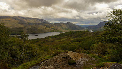 Photograph - Ladies View Lakes Of Killarney Ireland by Dick Wood