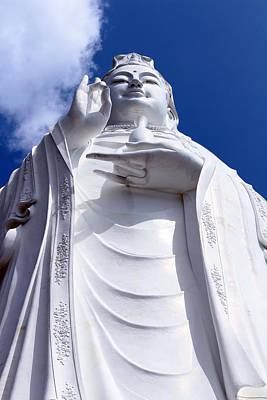 Photograph - Lady Buddha Vietnam by Samantha Delory