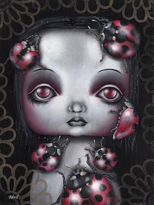 Lady Bug Girl Original