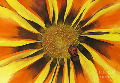Painting - Lady Bug by Nan Wright