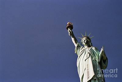 Photograph - Lady Liberty  13 by Allen Beatty