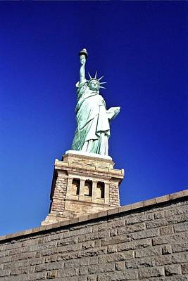 Photograph - Lady Liberty   4 by Allen Beatty