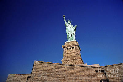 Photograph - Lady Liberty  9 by Allen Beatty