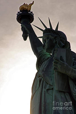 Photograph - Lady Liberty by David Lee