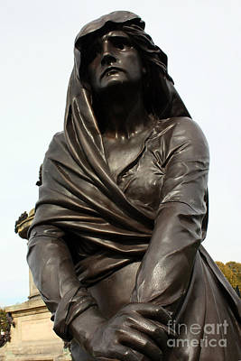 Photograph - Lady Macbeth In Stratford Out Damned Spot  by Terri Waters