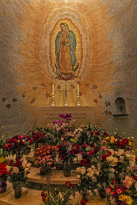 Our Lady Of Guadalupe Photograph - Lady Of Guadalupe by Susan Candelario