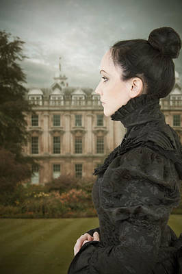 Photograph - Lady Of The Manor by Ethiriel  Photography