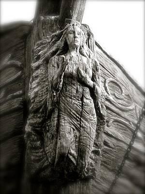 Photograph - Lady Of The Ship by Ricardo J Ruiz de Porras