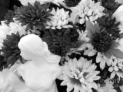 Photograph - Lady Silken Flowers  by Chris Anderson