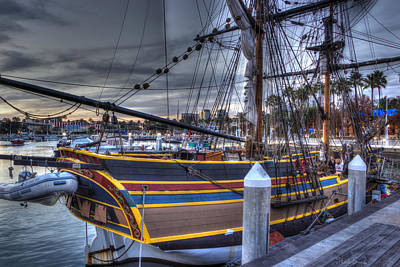 Photograph - Lady Washington by Heidi Smith