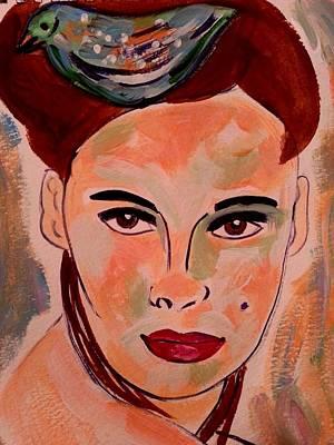 Painting - Ladybird 2 by Nikki Dalton