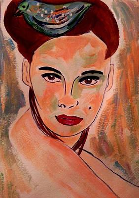 Painting - Ladybird by Nikki Dalton