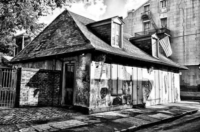 Nola Digital Art - Lafittes Blacksmith Shop Bar by Bill Cannon
