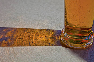 Digital Art - Lager by David Davies