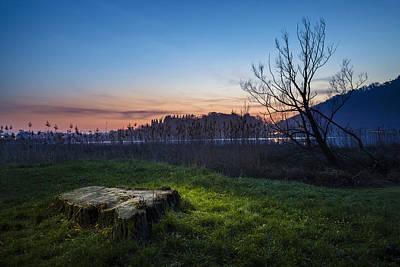 Photograph - Lago Di Segrino by Alfio Finocchiaro