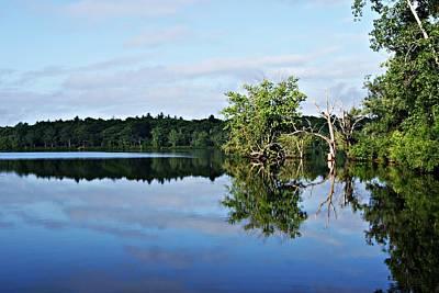 Photograph - Lagoon I by Joe Faherty