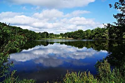 Photograph - Lagoon Iv by Joe Faherty