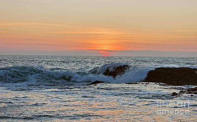 Photograph - Laguna Beach 4 by Chuck Flewelling