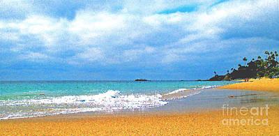 Laguna Beach Original by Jerome Stumphauzer