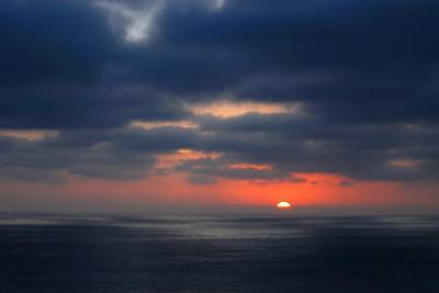Photograph - Laguna Beach Sunset by Diana Angstadt