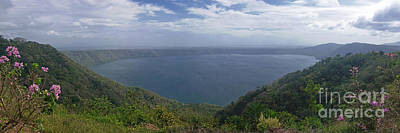 Photograph - Laguna De Apoyo Nicaragua 1 by Rudi Prott