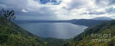 Photograph - Laguna De Apoyo Nicaragua 2 by Rudi Prott