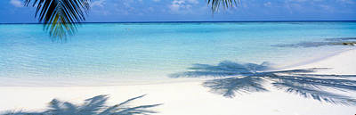 Sunny Photograph - Laguna Maldives by Panoramic Images