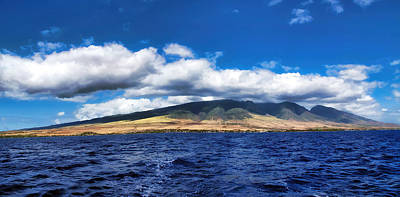 Photograph - Lahaina Panorama 1 by Dawn Eshelman