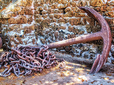 Photograph - Lahaina Prison 2 by Dawn Eshelman
