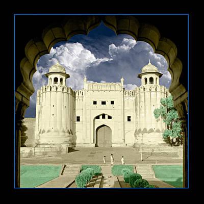 Photograph - Lahore Fort by Fuad Azmat