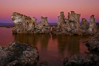 Thomas Kinkade Royalty Free Images - Lake 15 Royalty-Free Image by Ingrid Smith-Johnsen