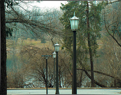Photograph - Lake At Nd Campus by Connie Dye
